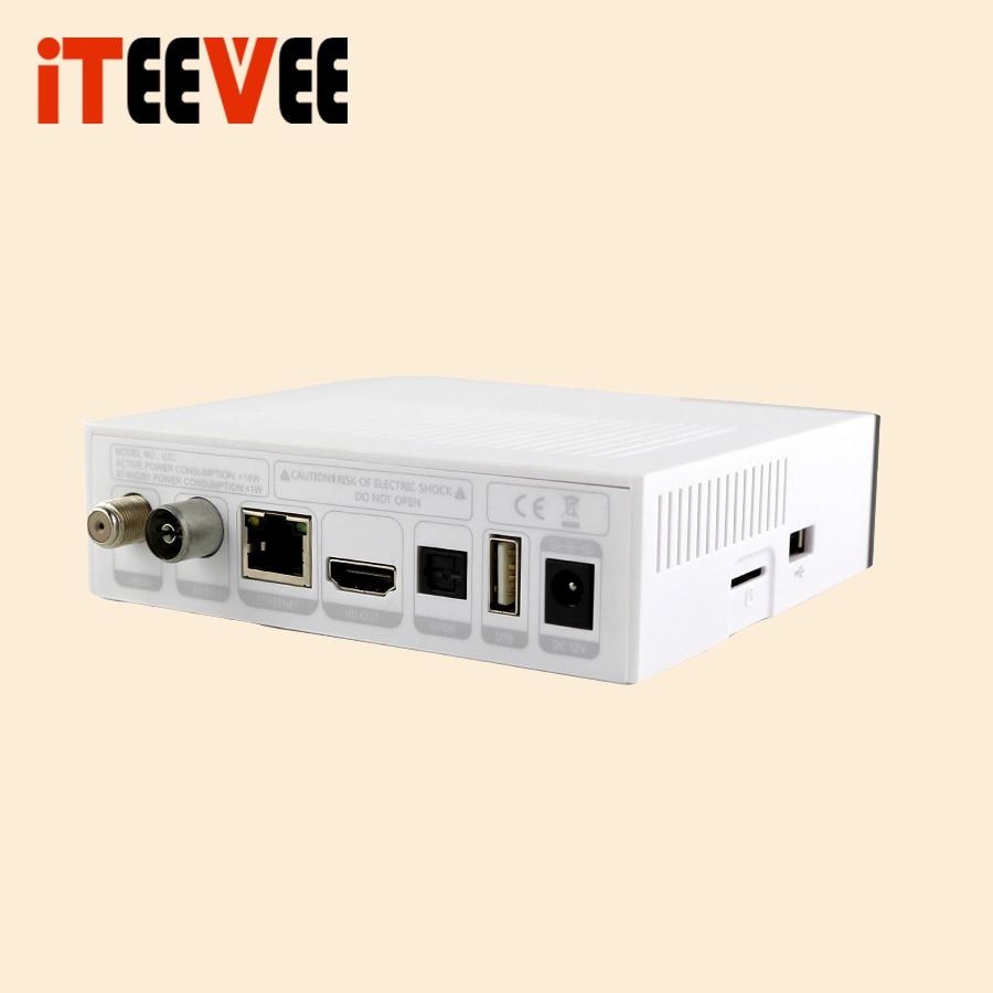 1PC FREE SAT Freesat GTC Android 6 0 TV BOX DVB S2 T2 Cable ISDBT Amlogic