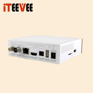 1PC FREE SAT Freesat GTC Android 6.0 TV BOX DVB-S2/T2/Cable/ISDBT Amlogic S905D 2GB RAM(China)