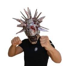 Маска Ходячие мертвецы ножи маска зомби на Хэллоуин вечеринку
