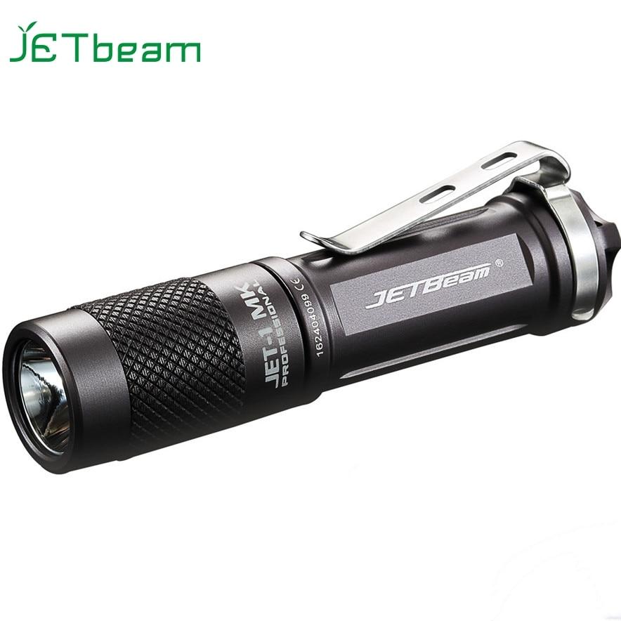 JETbeam JET 1 MK Cree XP G2 480 Lumens Mini Portable Waterproof LED Flashlight L7120 lanterna