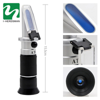 Hand Held Honey Refractometer Refractometer For Beekeeper Tools Honey Tools Beekeeping Equipments