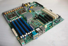 Original Motherboard for S5000PSL sata Tower Xeon dual 771/ 8 sata well tested working