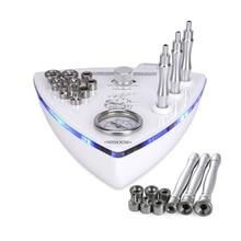 2019  Home use 3 In 1 Diamond Microdermabrasion Peel Machine