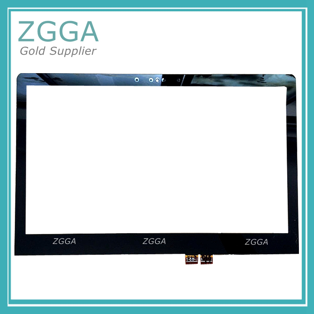 Genuine New For Samsung NP540U4E 530U4E Laptop Touch Screen LCD Front Bezel Trim Cover Case Shell
