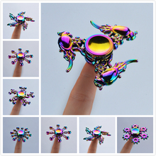 2017 3 colours Tri-spinner