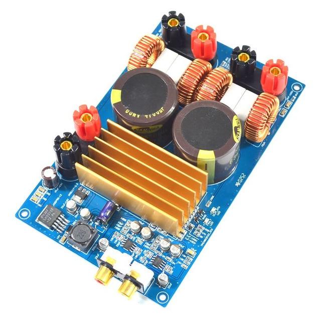 KYYSLB AMPLIFICADOR DE POTENCIA TPA3255 2,0, Clase D, placa amplificadora Digital de potencia, 300W + 300W, Original, TPA3255 LM2575S 12