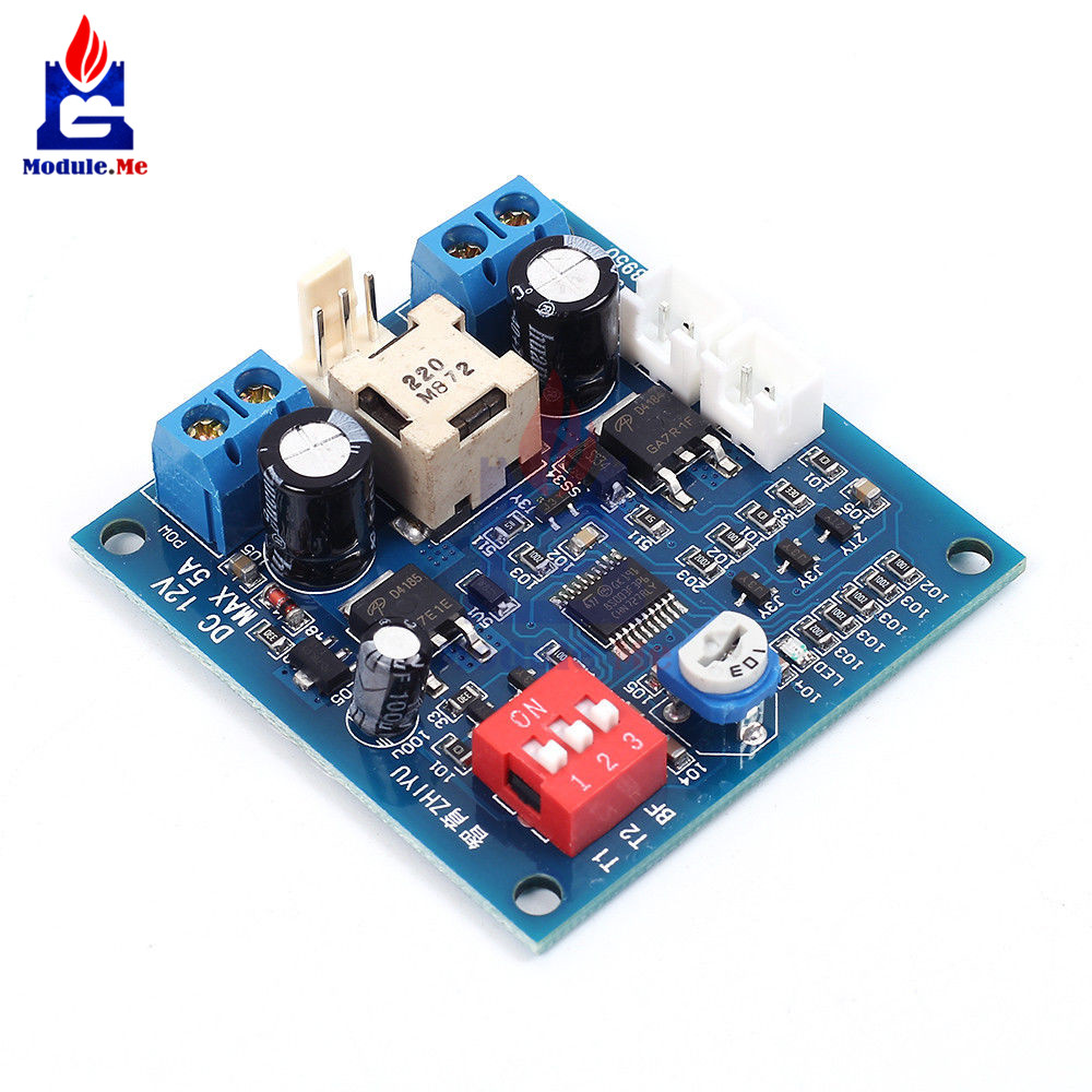 3v 5v Low Control High Voltage 12v 24v 36v Switch Mosfet Module For 50 Prototype Pcb Circuit Panel Solder Diy 50x70 Board Dc 5a Pwm Pc Fan Temperature Manumotive Speed Controller Cpu Temp Alarm