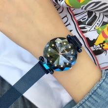 Модные роскошные часы для дам