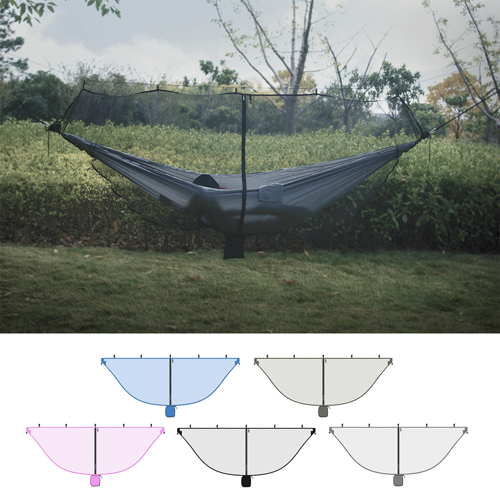 Ultralight Hammock Mosquito Net Outdoor Camping Breathable Anti Mosquito Mesh Tent Net-in Tents from Sports & Entertainment
