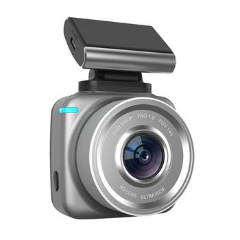 DVR Q2 Wifi Double Camera 1080P+720P/30FPS Car 140 Degree Dashcam Recorder Dash Camera Parking Monitor Night Vision G-Sensor r20