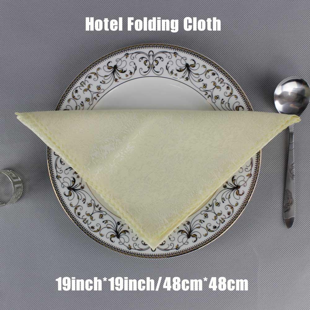 "multi color 10piece hotel banquet decorative 19"" square table"