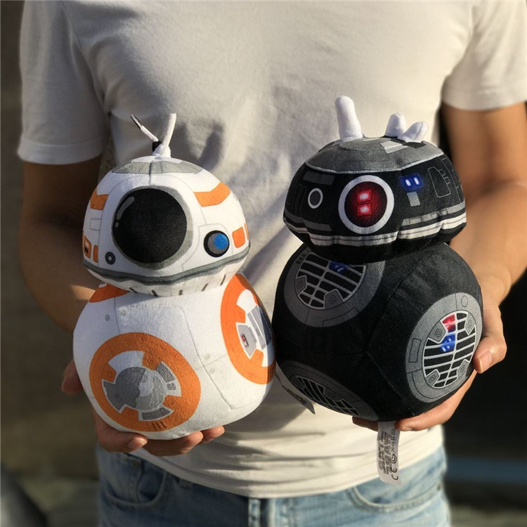1 piece star wars bb8 Plush Toys bb-8 Doll For kids Gifts&birthday