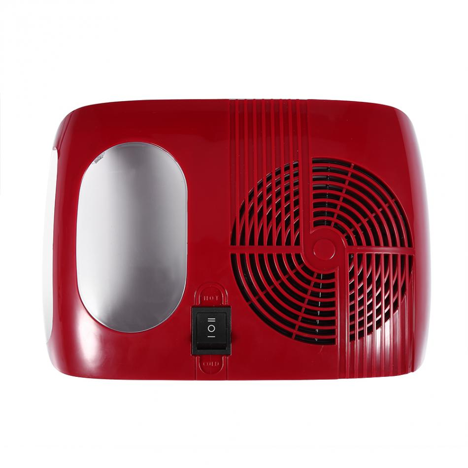 Professional Hot & Cold Air Nail Polish Dryer Sterilization Fan ...