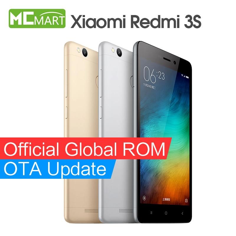 Xiaomi Redmi 3S Pro Prime Redmi3s 4G FDD font b smartphone b font 5 0Inch Snapdragon