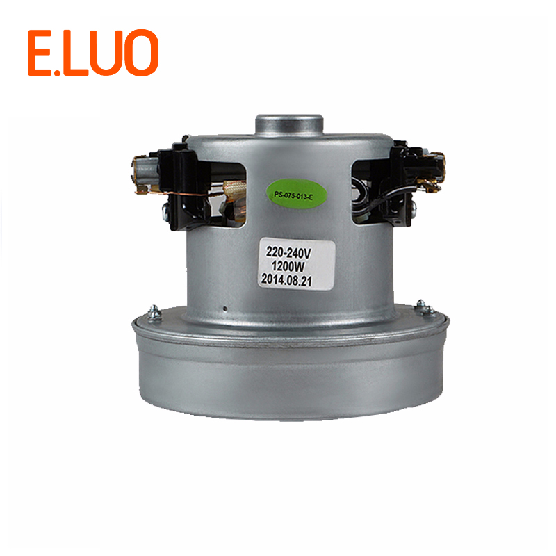 220V 1200W low noise Vacuum Cleaner Motor 105mm Dianmeter for FC8088 FC8089 QW12T 202 QW12T 801