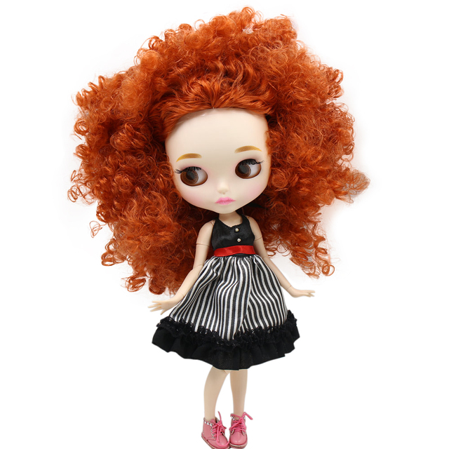 ICY Neo Blythe Doll Colorful Hair Jointed Body 16 Options Free Gifts 30 cm