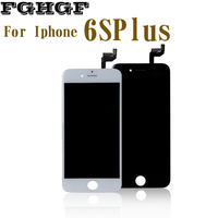 Mobile Phone LCD Display Screen For Iphone 6S Plus 5 5 Inch With Touch Screen Grade