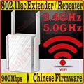 TP-LINK 11AC 900 М Dual Band 2.4 + 5 ГГц Беспроводной Extender AP Повторителя Booster Повышение Wi-Fi Hotspot Wi-Fi сигнала усилитель Prom10