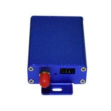 470mhz uhf 115200 radio modem 2w long range uav transmitter receiver TTL rs485 433mhz rs232 radio module  for plc controller