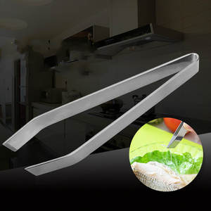 Tweezers Clip-Tongs-Remover Bones Kitchen-Supplies Stainless-Steel Puller Hair-Pick-Up-Tool