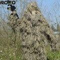 Очень большой 2.5 кг Ghillie костюм тактический снайпер Ghillie Yowie костюм пейнтбол Airsoft Wargame CS костюме Ghilly костюм леса / пустыня / снег