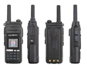Image 4 - 4G LTE Android Walkie Talkie 4G HD700 red Radio del teléfono intercomunicador resistente teléfono inteligente REAL PTT Radio
