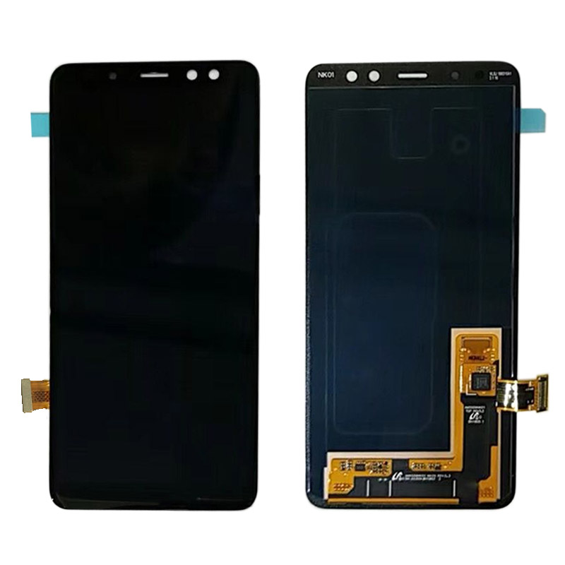 Original Amoled LCD For <font><b>SAMSUNG</b></font> GALAXY <font><b>A8</b></font> 2018 A530 A530F LCD <font><b>Display</b></font> Touch <font><b>Screen</b></font> Digitizer Assembly <font><b>A8</b></font> 2018 Duos lcd A530F/DS image