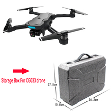 Storage Box for AOSENMA PRO CG033 Convenience Easy to carry safely rc drone Helicopter Carry bags Go out play toy gift