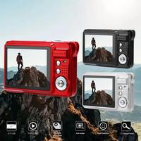 HIPERDEAL 2.7 Inch HD Screen Digital Camera 18MP Anti-Shake Face Detection   Camcorder   Blank DV Video Recorder Digital Camera