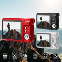 HIPERDEAL Outdoor Professional Digital Camera 2.7 Inch HD Screen 18MP Anti Shake Face Detection DV Video Recorder Fashion Gift