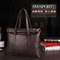 X online 062517 mens new business briefcase tote bag