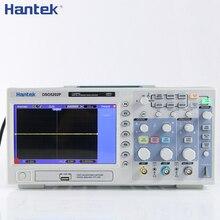 Hantek DSO5202P Oscilloscopio a memoria Digitale 200MHz 2 Canali 1GSa/s 7 TFT LCD Record di Lunghezza 40K USB Osciloscope Osciloscopio
