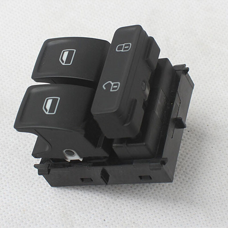 Glass Lift Switch Rocker Window Control Switch For Rapid Electric Lifter Switch Suitable For New Santana Jetta Auto Parts