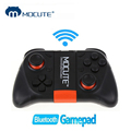 MOCUTE-050 Gamepad Inalámbrico Bluetooth V3.0 Shutter Remote Control Gamepad Del Regulador Del Juego Para El Teléfono Inteligente Android TV Box/PC Juegos