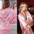 2016 Novo Ms. Sexy Confortável Lindo Rosa Pijama Listrado, Listrado Rosa SleepShirt