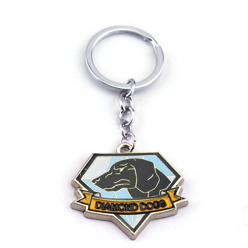 MIKE OLDFIELD MAN ON THE ROCKS 2014 KEYRING LLAVERO