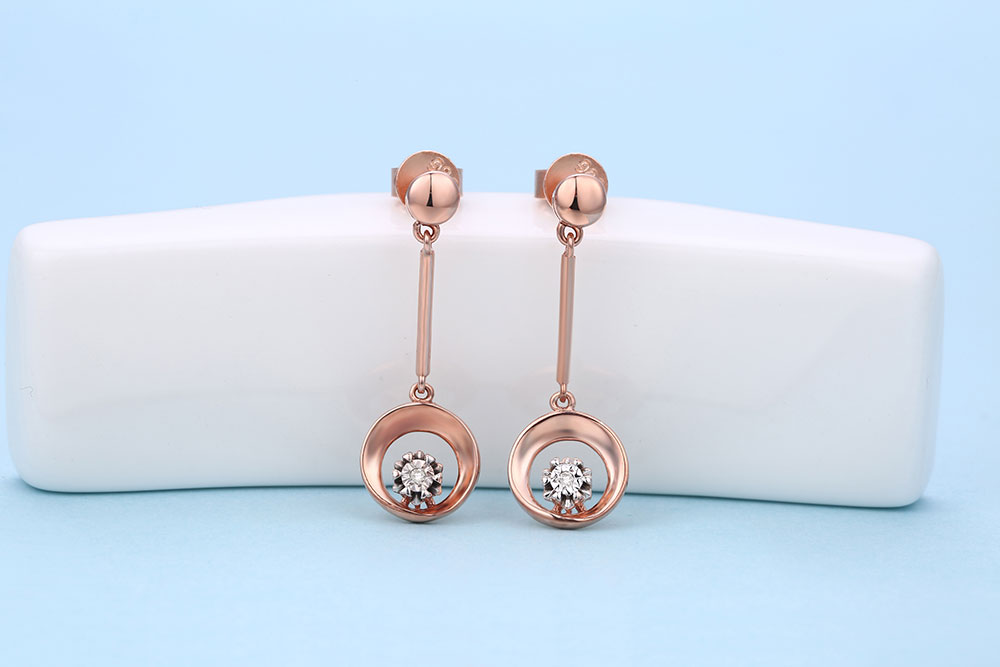 silver diamond earrings (9)