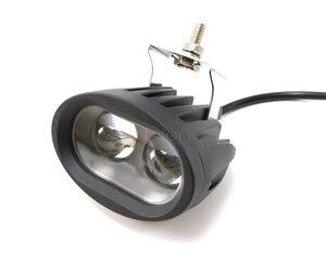 Image 2 - CIRION luz de Trabalho 20 W 12 V Holofotes luz de Nevoeiro Offroad Luz de Trabalho Para ATV SUV Truck Motocicleta Barco LEVOU Luz de trabalho