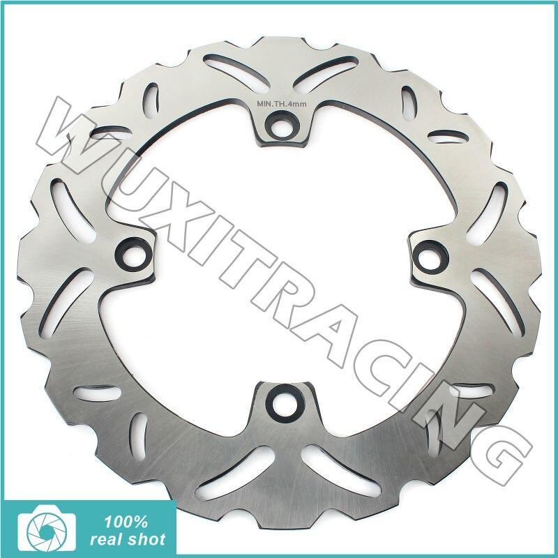 New Rear Brake Disc Rotor for Honda CBF 500 04-08 CB 600 F HORNET /ABS 599 07-13 CBF 600 N S ABS 08 09-12 CBF 1000 ST ABS 06-12