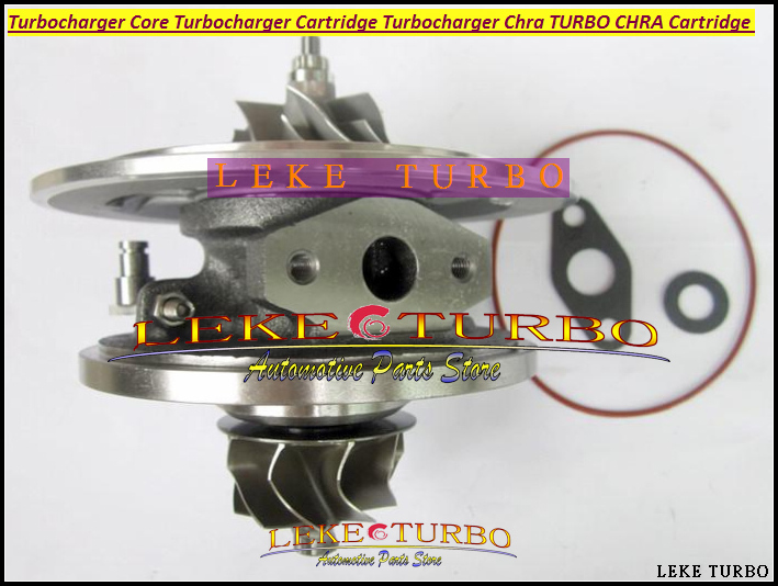 Turbo Cartridge CHRA GT2052V 710415-5003S 710415 710415-0003 Turbocharger For BMW 525D E39 00- For Opel Omega B 2.5L M57D 163HP turbo charger core turbocharger cartridge gt2052v 710415 860049 93171646 for bmw 525 d e39 opel omega b 2 5 dti