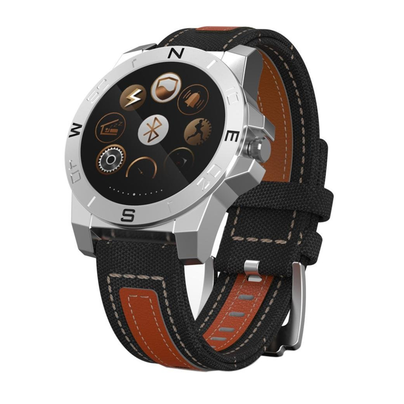 Business Men Watch N10 font b Dual b font font b Display b font Wristwatch Bluetooth