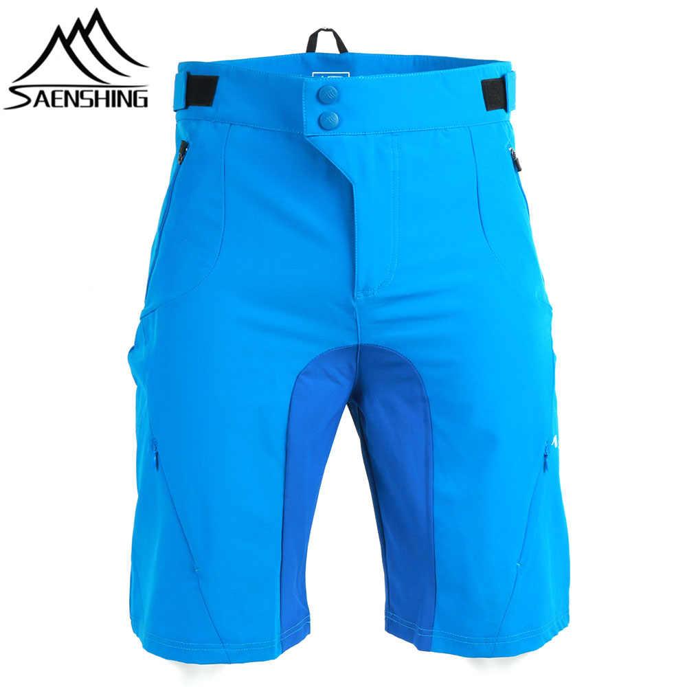 353e3c976 SAENSHING Brand Downhill Mtb Shorts Men Breathable Cycling Shorts Summer Bicycle  Mountain Bike Shorts Male Short