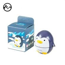 Minch Lindo Pingüino de la Historieta de Alarma Mecánica Temporizador de Cocina 60 Minutos Contador de la Cocina Decoración Del Hogar