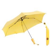Umbrella banana umbrella creative anti-ultraviolet 3 % fruit simulated 28cm * 4.5 cm 016