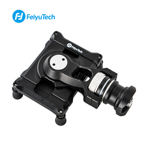 Image 4 - Feiyu Phone Holder Mount Adapter for SPG2 G6 G6 Plus Bracket Clip Clamp Holder for Action Camera Gimbal iPhone X 8 7 Samsung