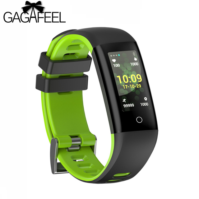 Gagafeel G16 Color Screen Smart Watch Heart Rate Blood Pressure Monitor Smart Br