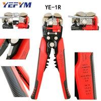 3 in 1 multi tool automatische einstellbare YE 1R rot crimpen werkzeug kabel draht stripper cutter peeling zange reparatur diagnose werkzeuge-in Zangen aus Werkzeug bei