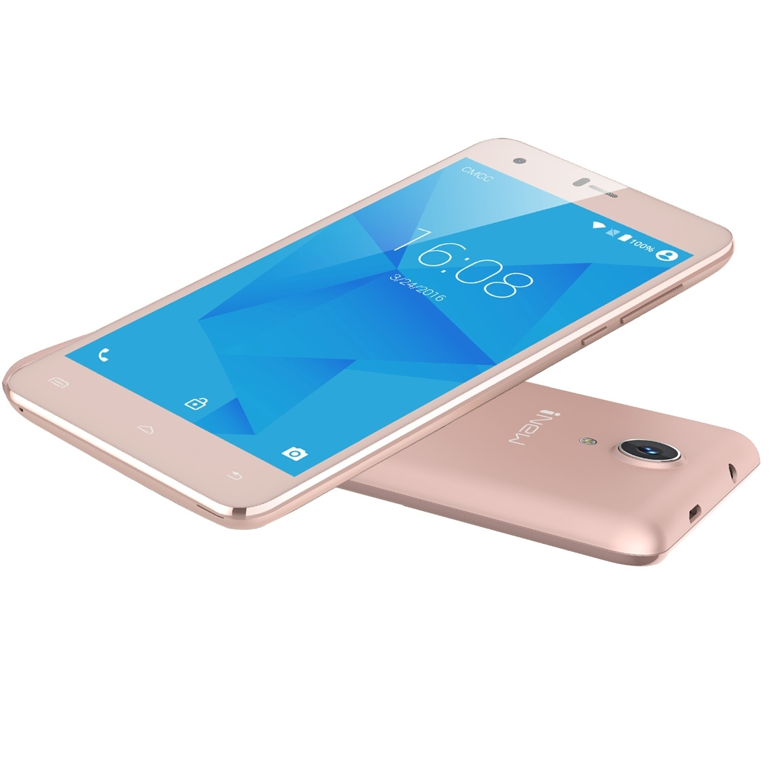 INEW U8W 5 5 inch 3G WCDMA Phone Andriod 5 1 MTK6580 Quad Core 1 3GHz 8GB  ROM 1GB RAM Dual SIM HD Original Mobile Phone-in Mobile Phones from Phones  &