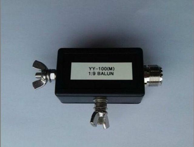 1 adet YY 100 (M) 1:9 BALUN minyatür balun