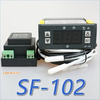 Sf-102 Electronic Temperature Controller Zhongshan Shang Fang Temperature Controller Temperature Control Thermostat Electronic T